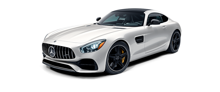 2017 Mercedes-AMG GT Coupe GTS
