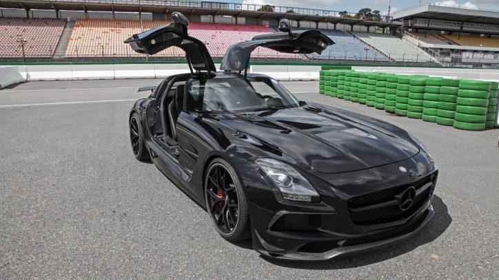 Sls Black Series >> Mercedes Benz Sls Amg Black Series Upgraded By Inden Design