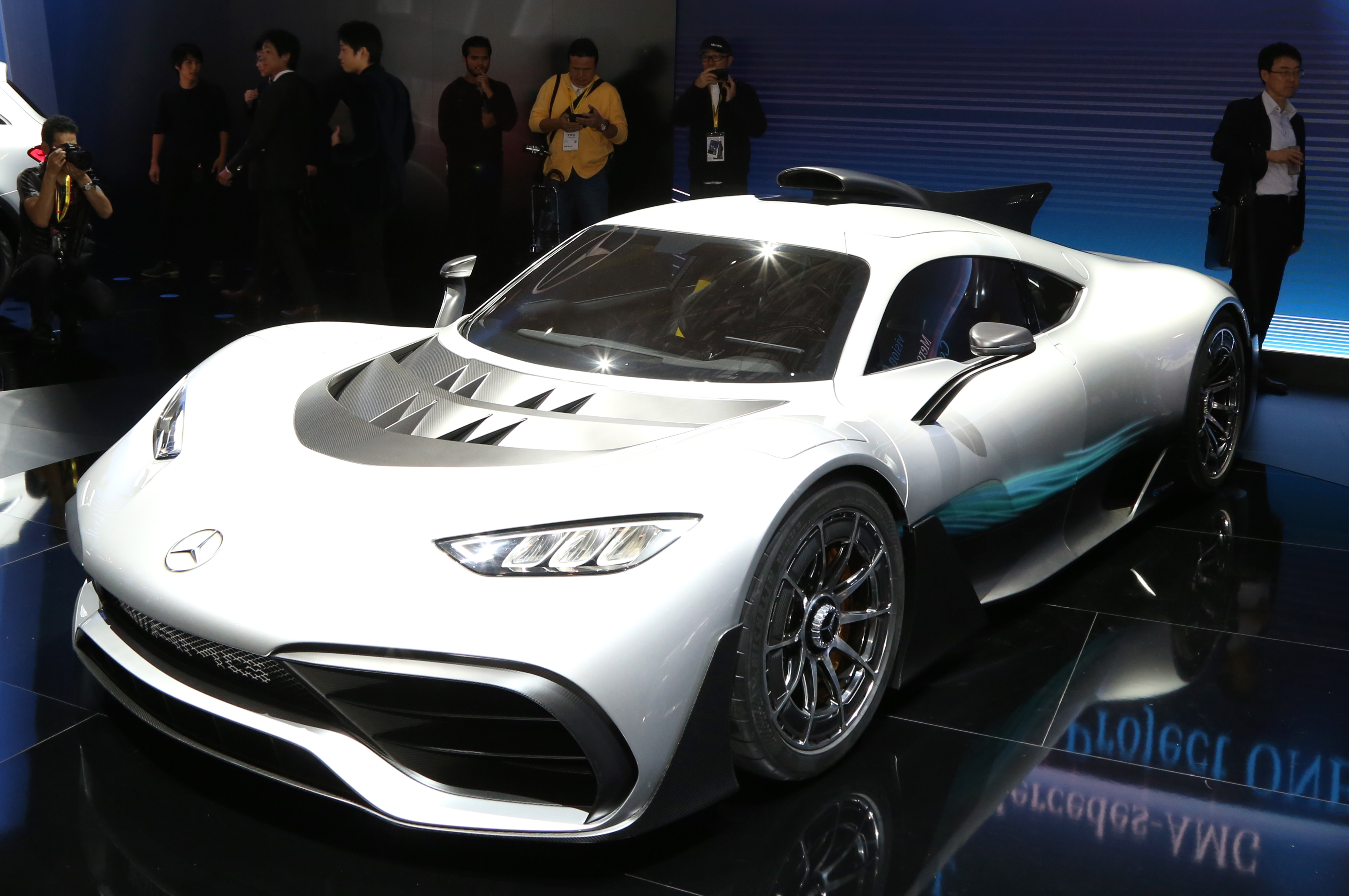 4 of the best mercedes cars at the tokyo motor show for What is the fastest mercedes benz car
