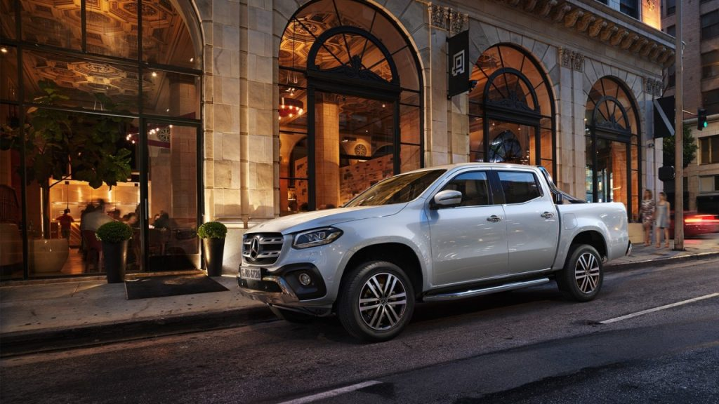 Daimler Officially Ends the Production of the Mercedes-Benz X-Class