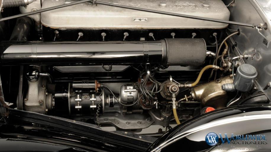 1939 mercedes benz 770k grosser open tourer formerly owned for Mercedes benz 770 for sale