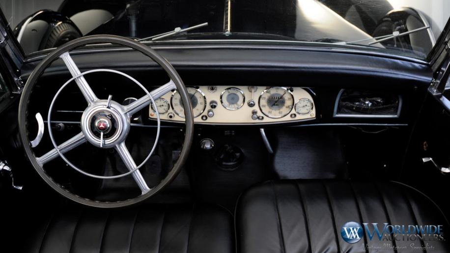 1939 Mercedes Benz 770k Grosser Open Tourer 7