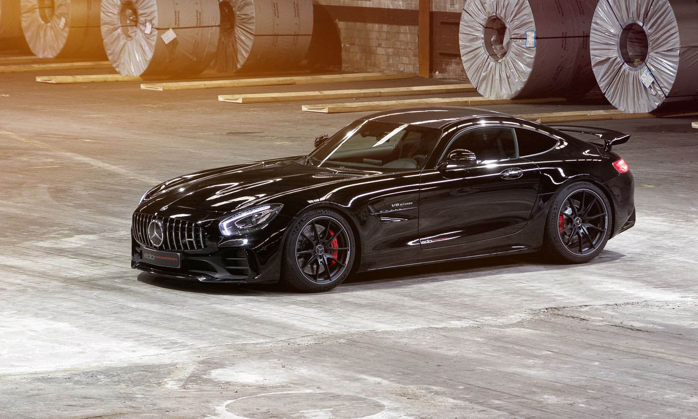 check out the new edo competition mercedes amg gt r. Black Bedroom Furniture Sets. Home Design Ideas