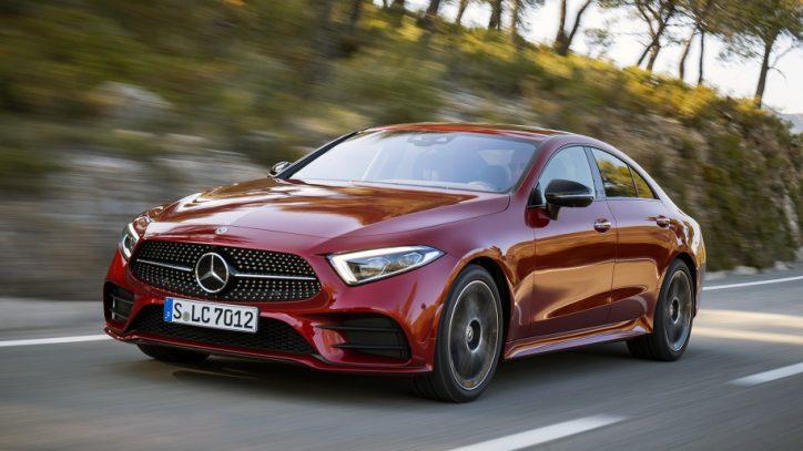 2019 Mercedes Benz Cls 450 4matic A 155 900 Well Spent