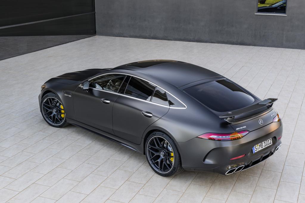 Mercedes Gt Amg Gear