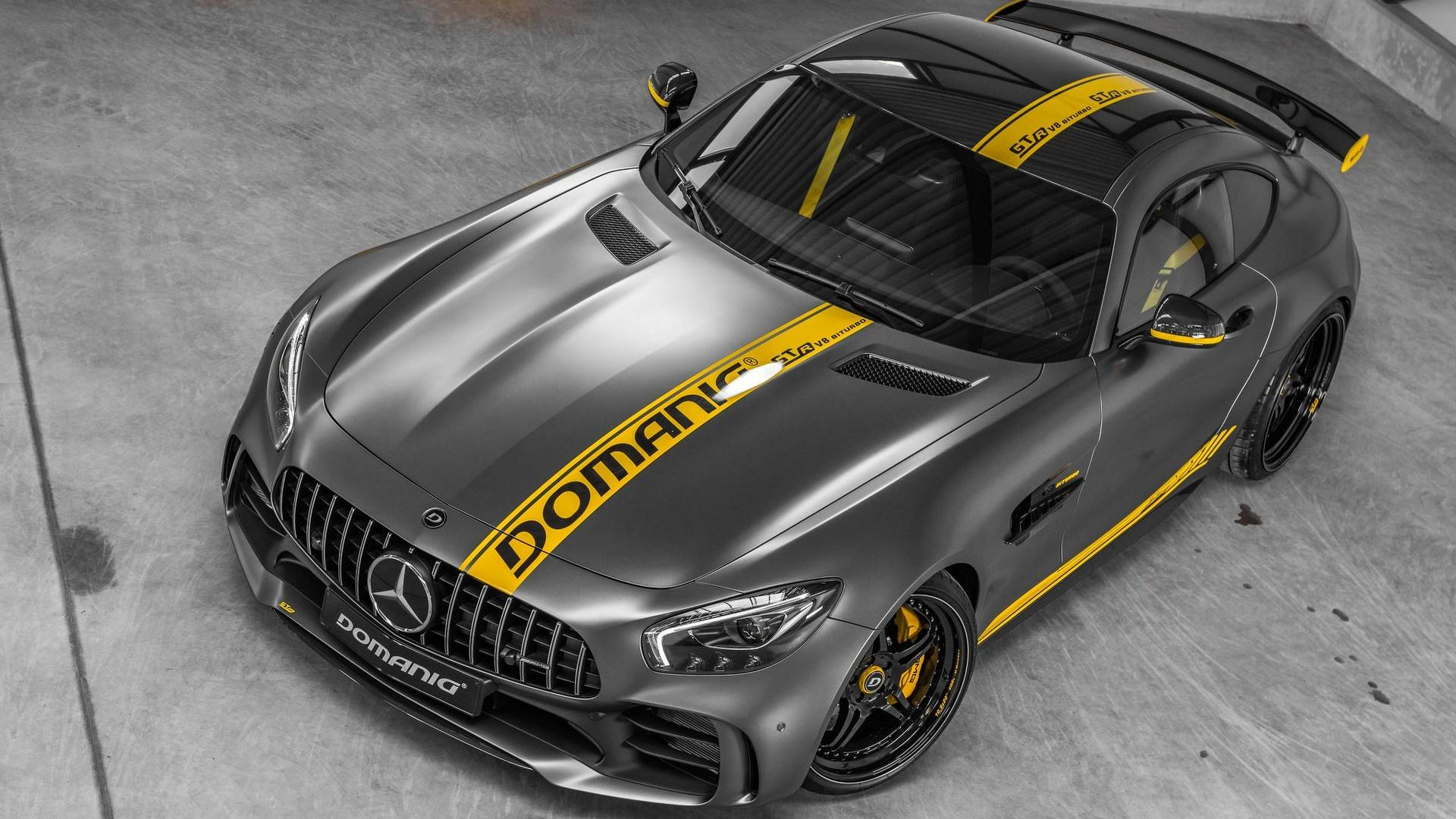 Mercedes-AMG GT R Tuned to Black Series Proportions