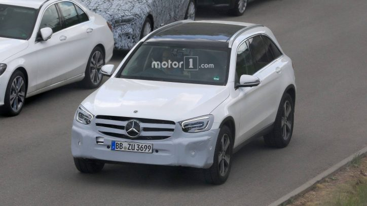 2019 Mercedes-Benz GLC: Facelift, Interior, Updates >> Mercedes Benz Glc Will Get A Facelift Interior Update And