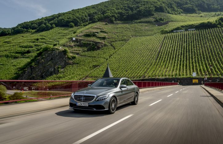 What 39 s new in the 2019 mercedes benz c class lineup for 2018 mercedes benz lineup