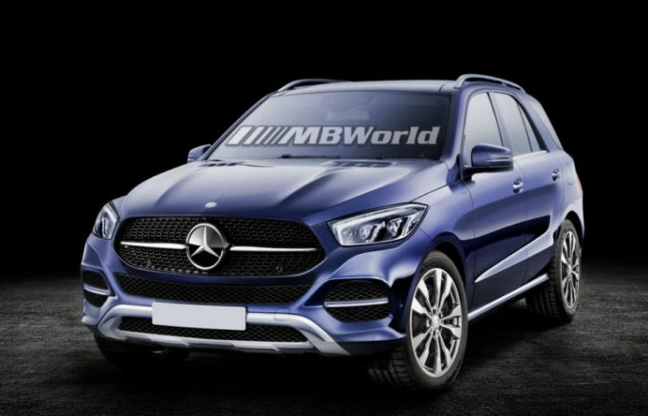Here S What The 2019 Mercedes Benz Gle Might Look Like