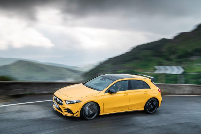 Mercedes-AMG A35 Pricing Details Revealed