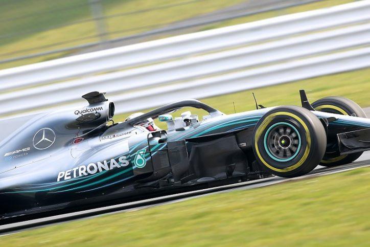 Setback Seen In Mercedes F1 Engine Development
