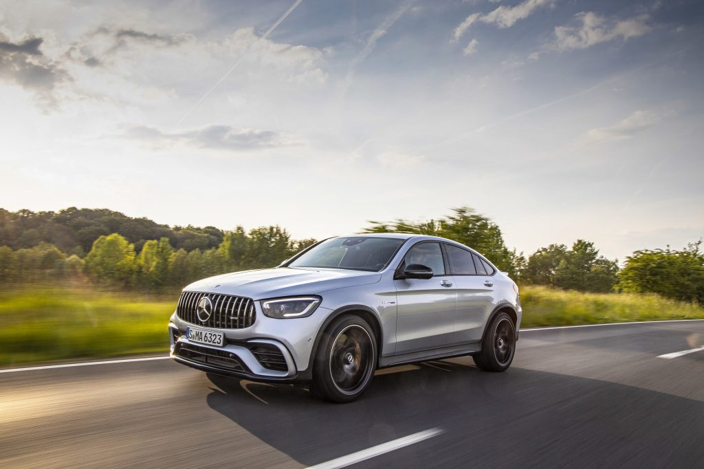 Features Of The New Mercedes Benz GLC SUV And Coupe Revealed