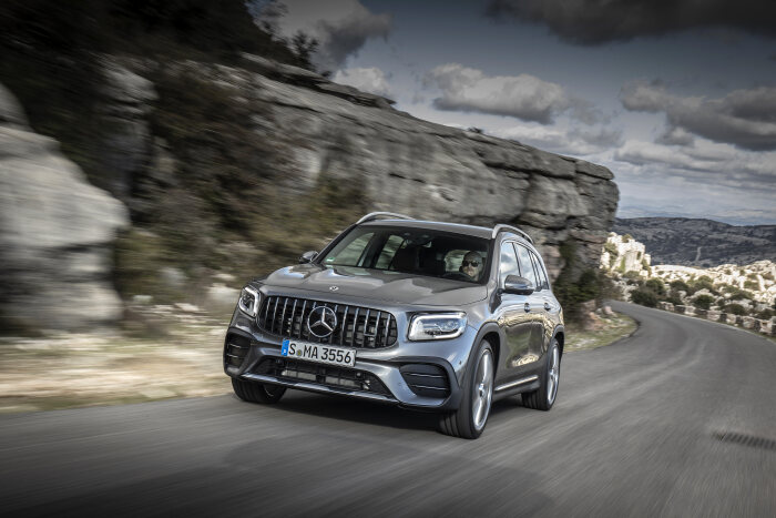 Why You Should Get the Mercedes-AMG GLB 35 SUV