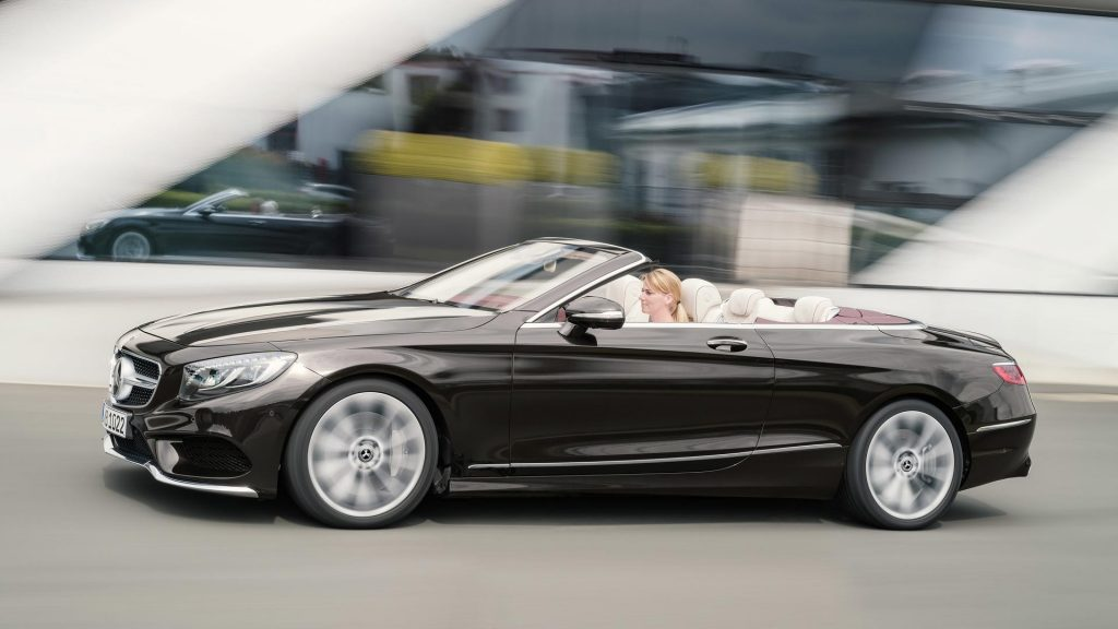 Next Gen Mercedes Benz S Class To Ditch Coupe And Cabriolet Models