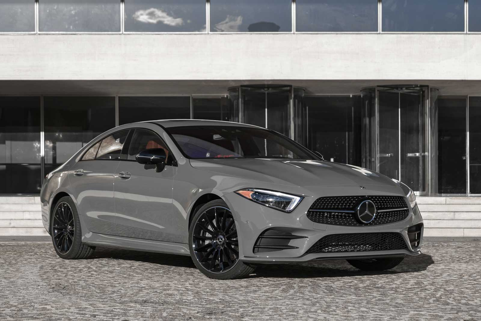 what's new in the 2021 mercedesbenz cls
