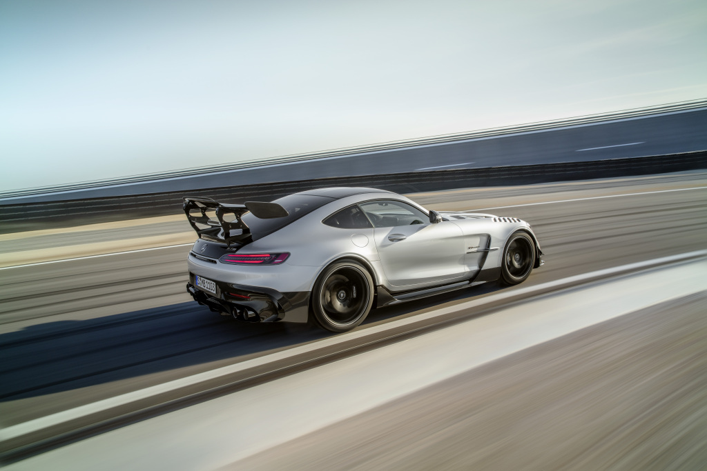 Mercedes-AMG GT Black Series Can Be Ordered For 335,240 Euros