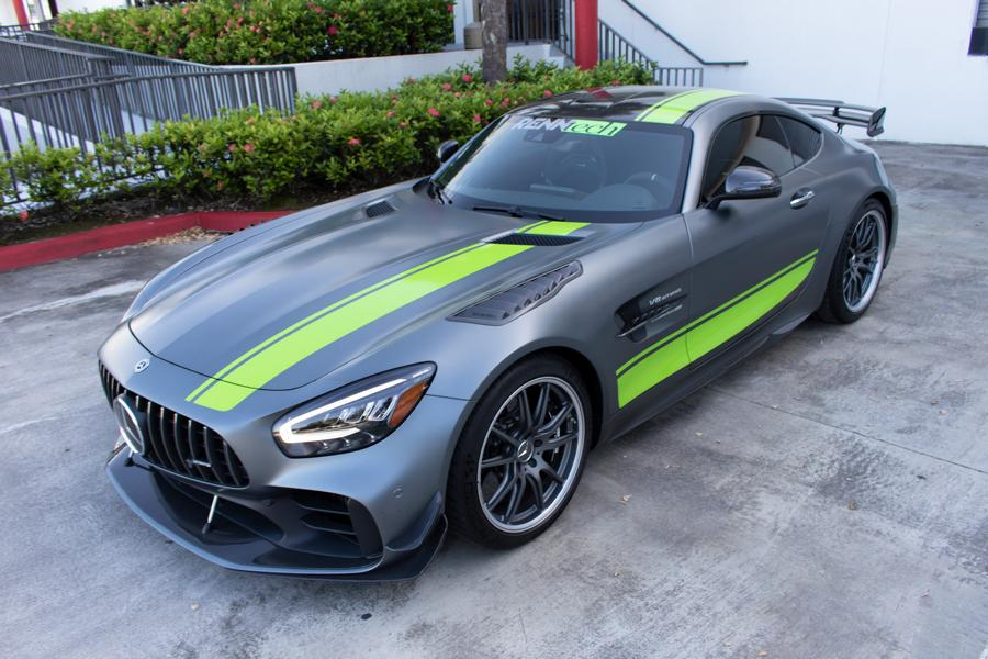 Mercedes-AMG GT R Pro Tuned to 669 HP by RENNtech