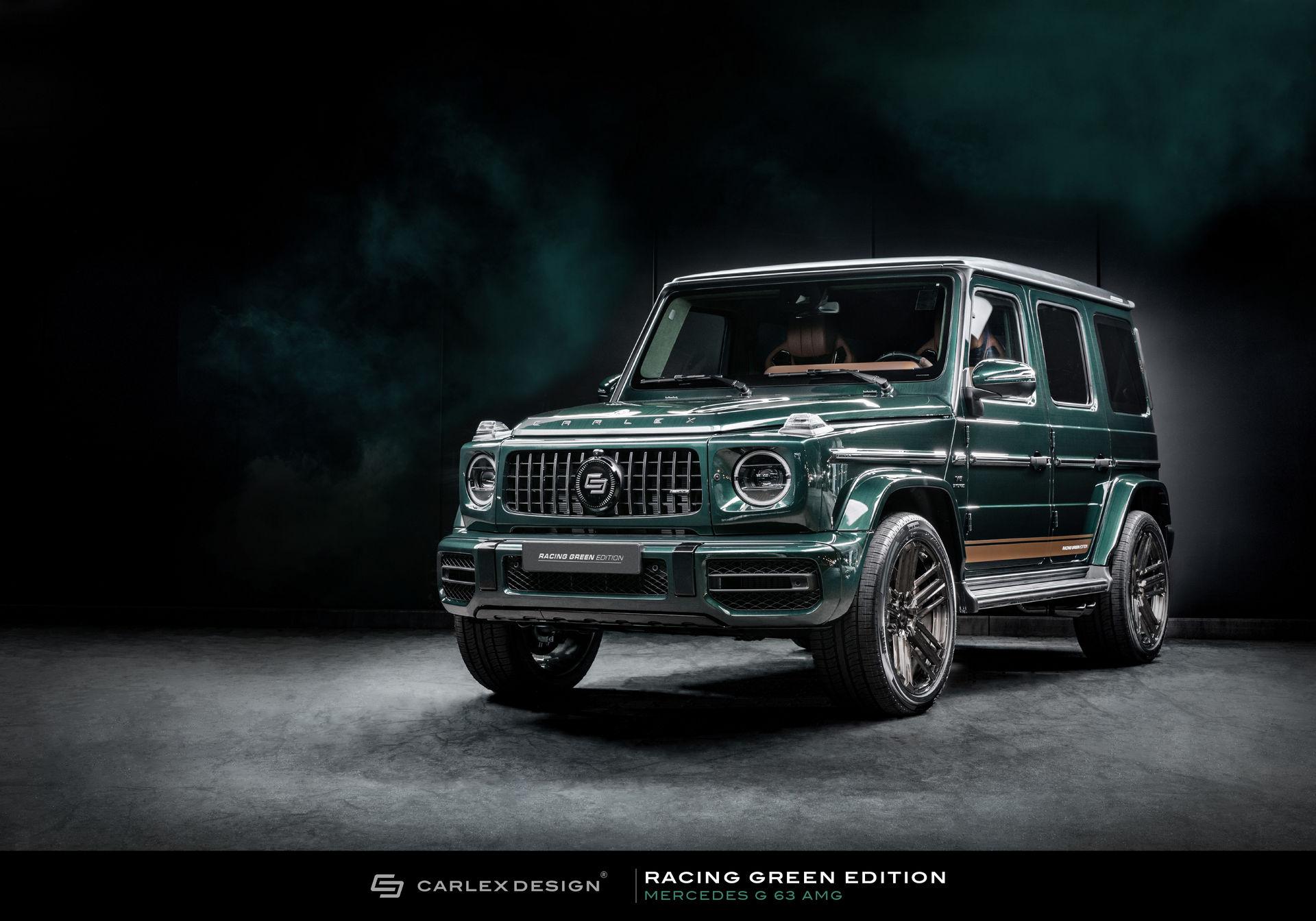 Carlex Gives The Mercedes Benz G Class A More Luxurious Facelift