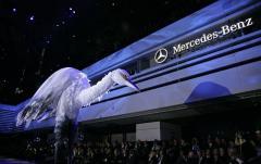 IAA-Frankfurt 2007, Pressekonferenz Mercedes-Benz